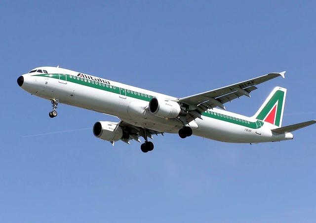 Rooman lentokentät ovat Ciampino ja Fiumicino
